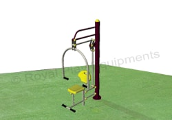 Gym Equipments - Chest Press - GE10