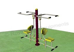 Gym Equipments - Shoulder Press Double - GE25