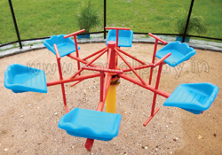 6 Seater Merry Go Round - MGR07