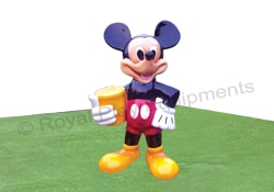 Garden Sculptures - Mickey Mouse - S11