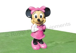 Garden Sculptures - Minnie Mouse - S08