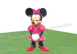 Garden Sculptures - Minnie Mouse - S12